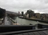 A gloomy Guggenheim